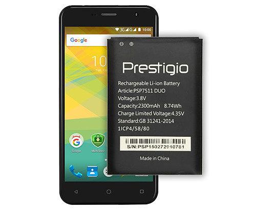 Батарея Prestigio Muze B7 PSP7511