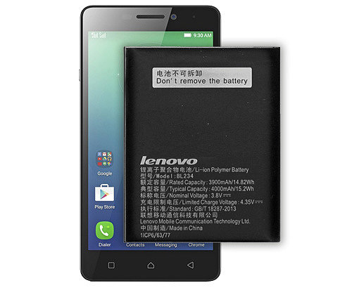 Купить аккумулятор BL234 для Lenovo P70 / P70A