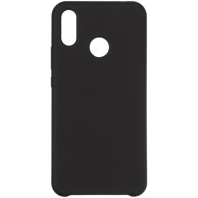 Original 99% Soft Matte Case for Huawei P Smart Plus/Nova 3i Black