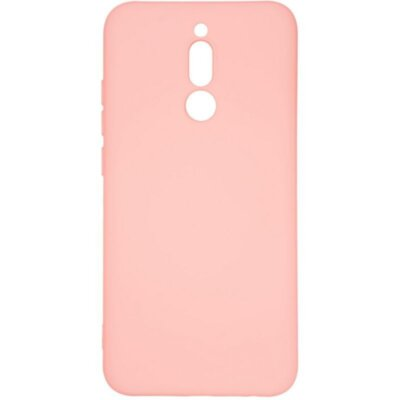 Full Soft Case for Xiaomi Redmi 8 Pink