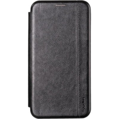 Book Cover Leather Gelius for Xiaomi Redmi 8 Black