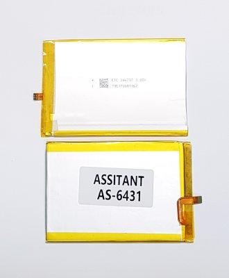 Аккумулятор Assistant  AS-6431