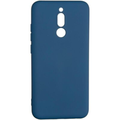 Full Soft Case for Xiaomi Redmi 8 Blue