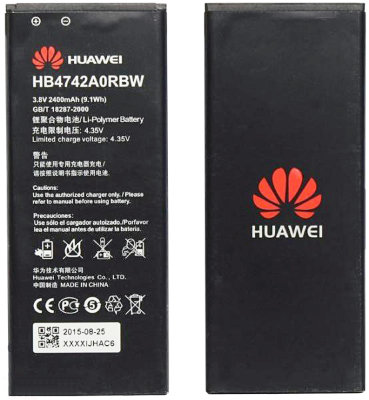 Аккумулятор Huawei HB4742A0RBW ( Ascend G740, Honor 3C,  Ascend G730 )