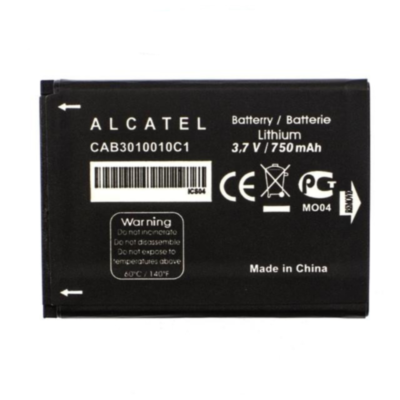 Аккумулятор Alcatel CAB3010010C1 ( One Touch 708 )