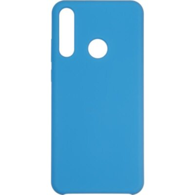 Original 99% Soft Matte Case for Huawei Y6P Blue