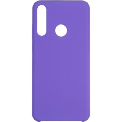 Original 99% Soft Matte Case for Huawei Y6P Violet