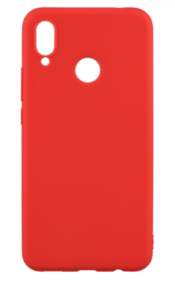 Original Soft Case Huawei Honor 8x Red (14)