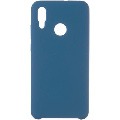 Original 99% Soft Matte Case for Huawei P Smart (2019) Dark Blue