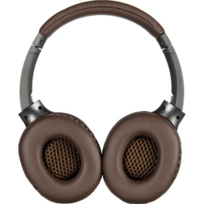Stereo Bluetooth Headset Gelius Ultra Stem GL-HBB-0029 Black/Brown