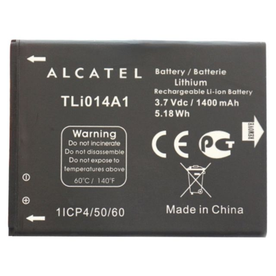 Аккумулятор Alcatel TLi014A1 ( One Touch 4005D Glory 2, 4010D TPOP )