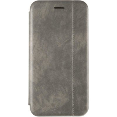 Book Cover Leather Gelius for Xiaomi Redmi Note 6 Pro Grey