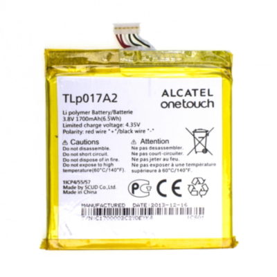 Аккумулятор Alcatel TLp017A2 ( Idol mini 6012, 6012X, 6014X, 6016D )