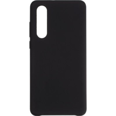 Original 99% Soft Matte Case for Huawei P30 Black