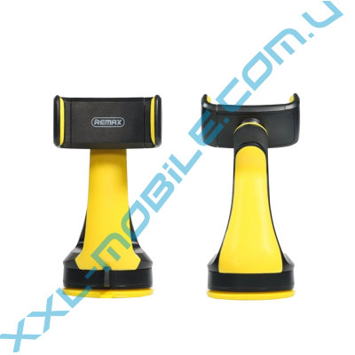 Холдер Remax (OR) RM-C15 Black/Yellow