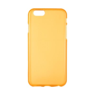 Original Silicon Case iPhone 6 Gold