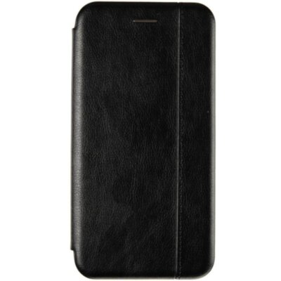 Book Cover Leather Gelius for Xiaomi Mi Note 10 Black