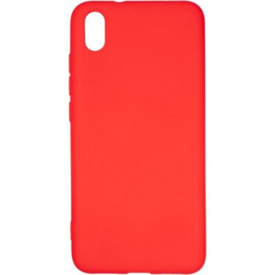 Full Soft Case for Xiaomi Redmi 7a Red
