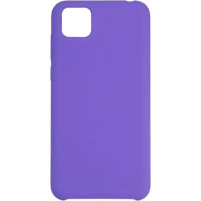 Original 99% Soft Matte Case for Huawei Y5P Violet