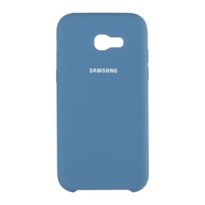 Original Soft Case Samsung A105 (A10) Dark Blue (20)