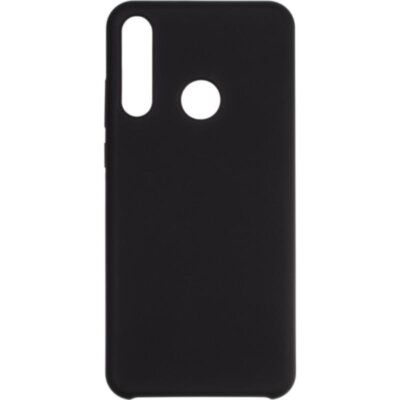 Original 99% Soft Matte Case for Huawei Y6P Black