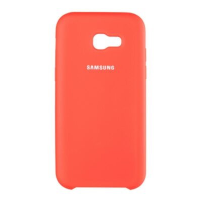 Original Soft Case Samsung A105 (A10) Red (16)