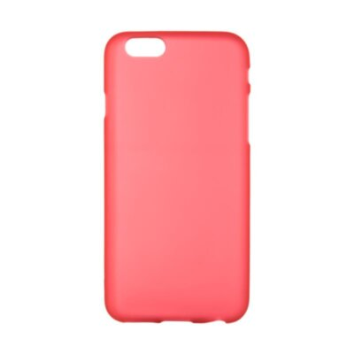 Original Silicon Case Huawei P40 Lite E Red