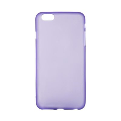 Original Silicon Case iPhone 6 Plus Violet