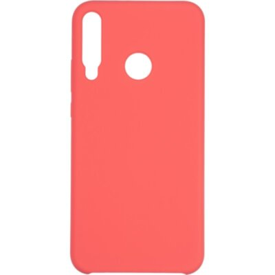 Original 99% Soft Matte Case for Huawei P40 E Lite Rose Red