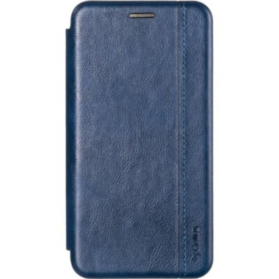 Book Cover Leather Gelius for Xiaomi Mi A3/CC9e Blue