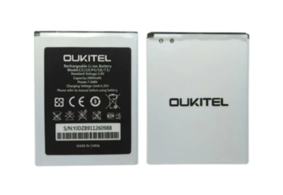 Аккумулятор Oukitel C3 / Bravis JOY / S-TELL M510