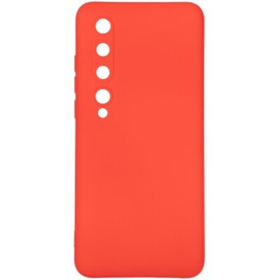 Full Soft Case for Xiaomi Mi 10 Red