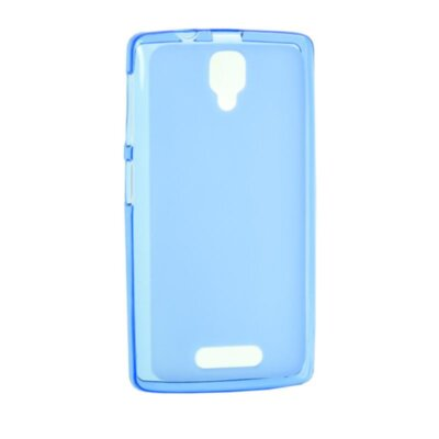 Original Silicon Case Meizu M6 Note Blue