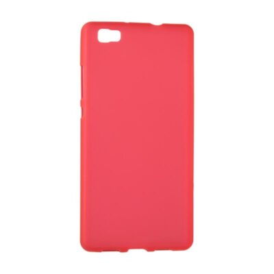 Original Silicon Case Huawei P Smart (2019) Red