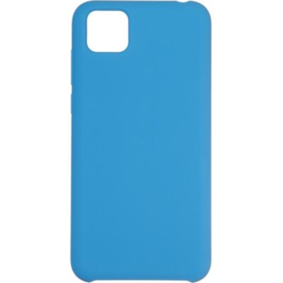 Original 99% Soft Matte Case for Huawei Y5P Blue