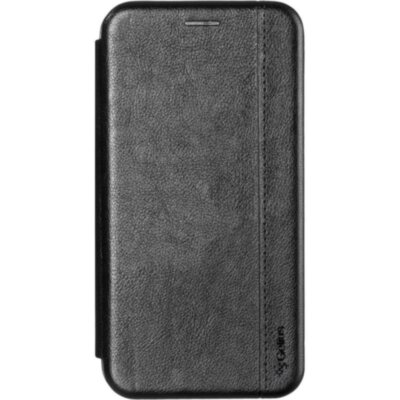 Book Cover Leather Gelius for Xiaomi Redmi Note 8 Black