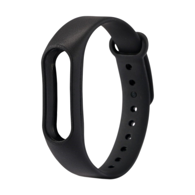 Silicon Mi Band 2 Black