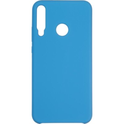 Original 99% Soft Matte Case for Huawei P40 E Lite Blue