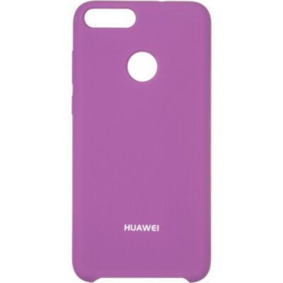 Original 99% Soft Matte Case for Huawei P Smart Violet