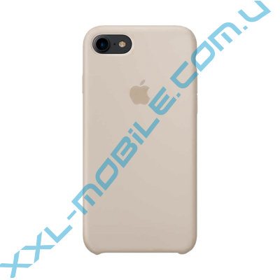 Original Soft Case iPhone 7 Plus Beige