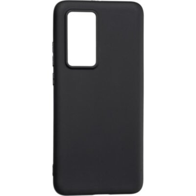 Original Silicon Case Huawei P40 Pro Black