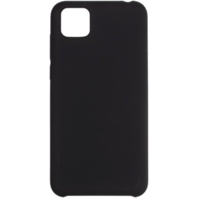 Original 99% Soft Matte Case for Huawei Y5P Black